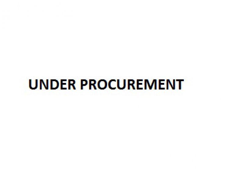 under-procurement